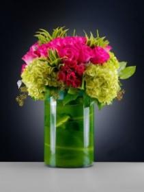 Bella Vase arrangement