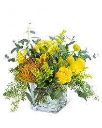 Belle De Jour Flower Arrangement