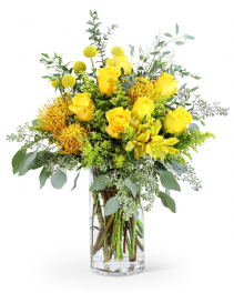 Belle of the Ball Flower Arrangement