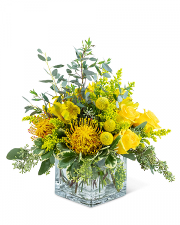 Belle Soiree Flower Arrangement