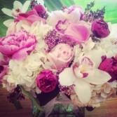 Belles Fleurs cube