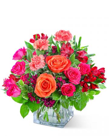 Bellini Beauty Flower Arrangement