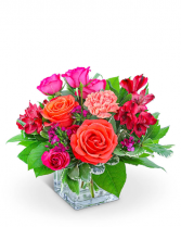 Bellini Flower Arrangement