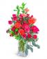 Bellini Sunset Flower Arrangement