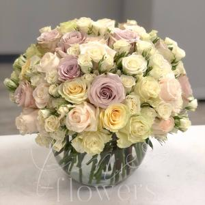 Bellissimo Vase Arrangement  in Middletown, NJ | Fine Flowers