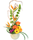 Bells of Paradise Floral Arrangement