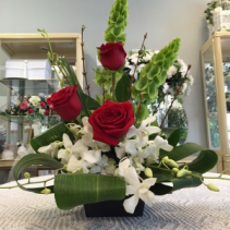 FA112: BELLS, ROSES, AND ORCHIDS ***LOCAL DELIVERY ONLY***