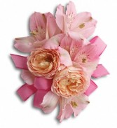 Wedding* Beloved Blooms Corsage T200-3a
