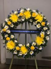 BELOVED BLUE Funeral