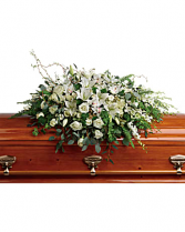 BELOVED  Casket Spray