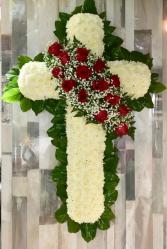 Beloved Cross Funeral Cross