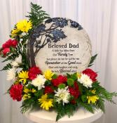 Beloved Dad Sympathy