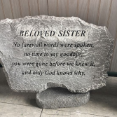 Beloved Sister