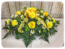 Beloved Tribute Casket Spray