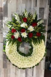 Beloved Wreath Funeral Wreath