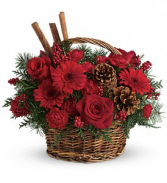 Berries And Spice floral arrangement