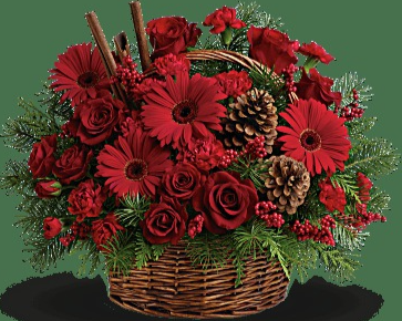 Berries & Spice Arrangement