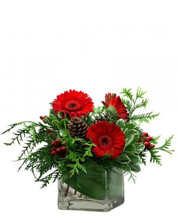 Berry and Bright Arrangement