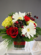 Berry Bliss Flower Arrangement