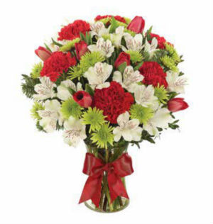 Berry Bright Bouquet Christmas