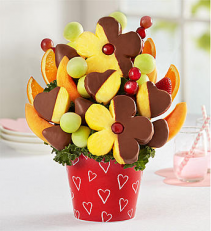 Berry Cute with Chocolate  Fruit Bouquet