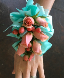 Berry Happy Corsage