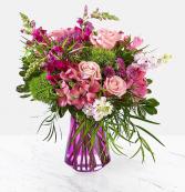 Berry Happy Vase Arrangment