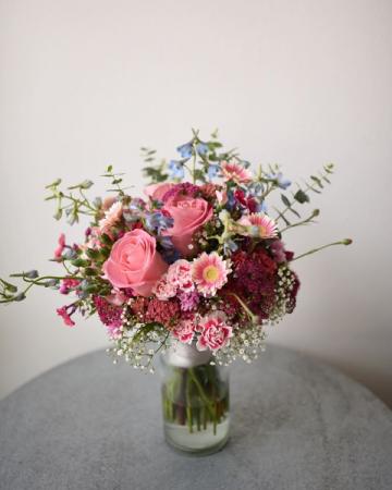 Berry-licious Bridal Bouquet