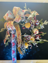 Berry's and more Silk wreath