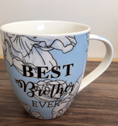 Best brother ever mug Mug