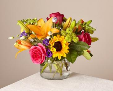 Best Day Bouquet vase