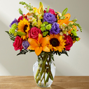 Best Day Vase Arrangement in Vernon, NJ | HIGHLAND FLOWERS