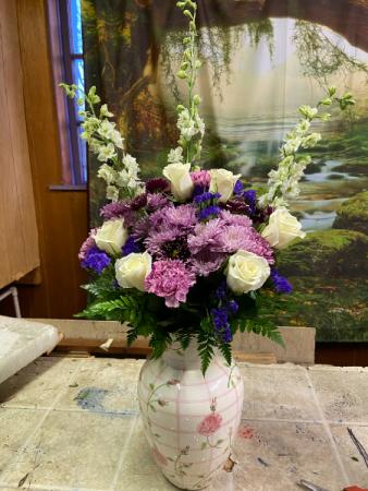 Best Friend  Vased arrangement