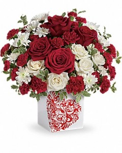 Best Friends Forever  Valentine Bouquet