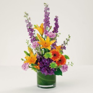 Best Medicine Vased Floral Arrangement