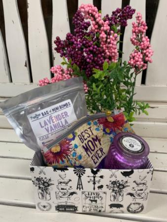 Best Mom Ever! Gift basket