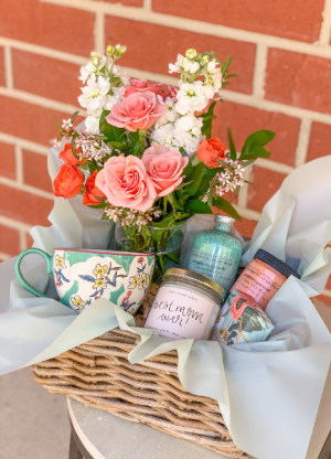 Best Mom Ever! Gift Basket in Raleigh, NC | Daniel's Florist