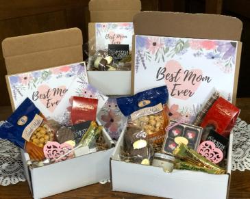 Best Mom Ever Gift Box - SNACK Gift Box