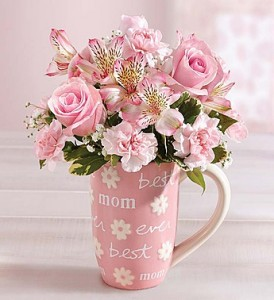 Best Mom Ever Keepsake Sandra Magsamen Mug in Gainesville, FL | PRANGE'S FLORIST