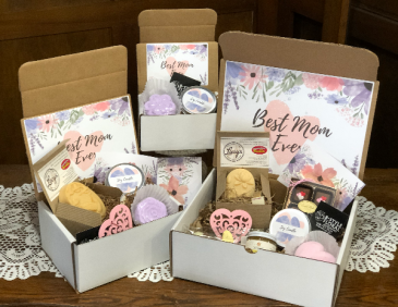 Best Mom Ever Gift Box - SPA Gift Box
