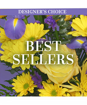 Floral Best Seller Designer's Choice in Portsmouth, NH | Woodbury Florist & Greenhouses