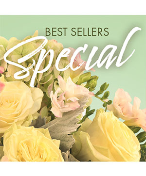 Best Sellers Special Designer's Choice in Beech Grove, IN | THE ROSEBUD FLOWERS & GIFTS