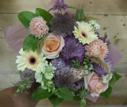 Best Wishes Bouquet