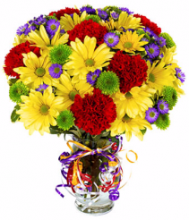 Best Wishes Bouquet get well