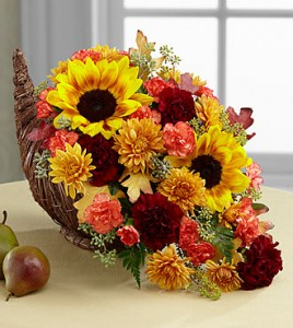 Better Homes and Gardens® Fall Harvest™ Cornucopia