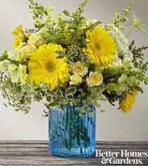 Better Homes & Gardens Something Blue Everyday Fresh Florals