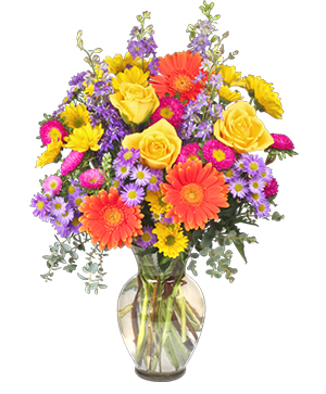 Better Than Ever Bouquet in Troy, NC | Blooming Again Flowers