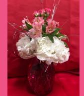 THE SISTER'S SPECIAL vase arrangement