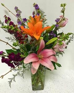 Betty's bouquet