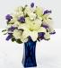 Beyond Blue Bouquet